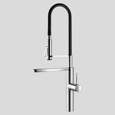Ono Highflex Kitchen Faucet with Swivel Spout