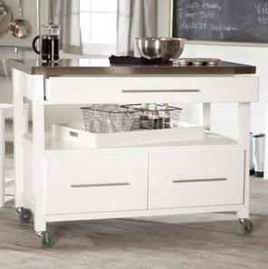concord kitchen island with stools