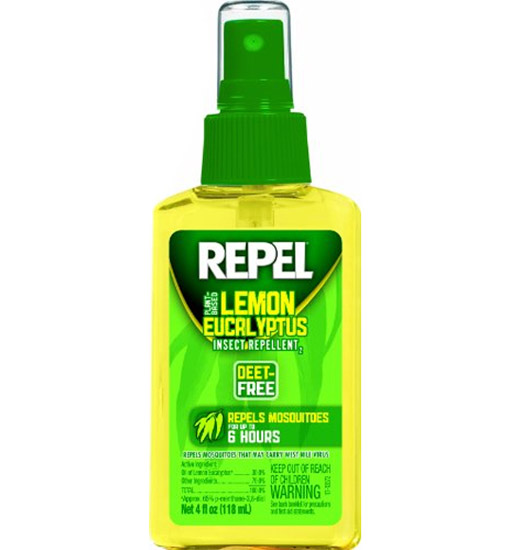Repel Lemon Eucalyptus Insect Repellent Pump Spray