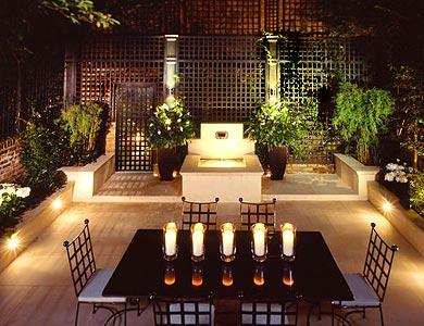 Good Outdoor Lighting Is Key To Making Your Patio Attractive At Any Hour