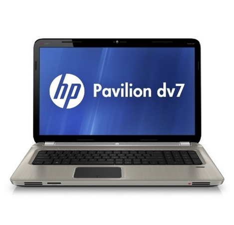 HP Pavilion dv7-6195 Notebook