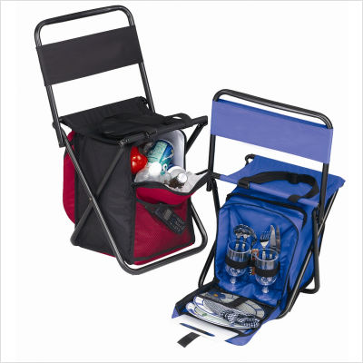 Goodhope Bags Picnic Chair with Cooler