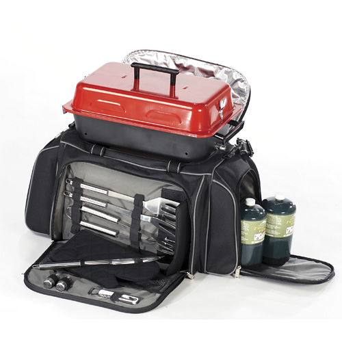 Picnic Plus Game Day Gas Grill Set