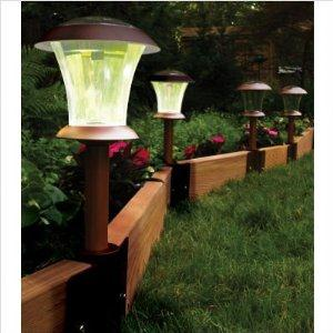 Scenery Solutions 4 Pack Solar Lights