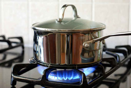 A Glass Lidded Saucepan Can Make It A Little Easier To Tell When Your Rice Starts Boiling