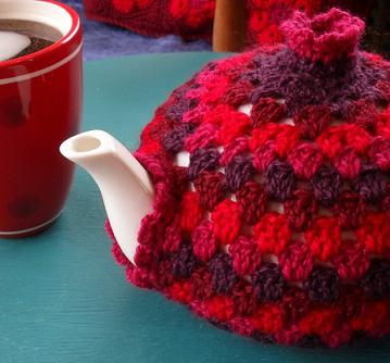 Pre-Heating Your Teapot And Keeping It Under Wraps Can Help Keep Your Tea Warmer, Longer