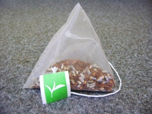 Pyramid Shaped Bags Allow For Larger Leaves And Let Them Steep More Freely