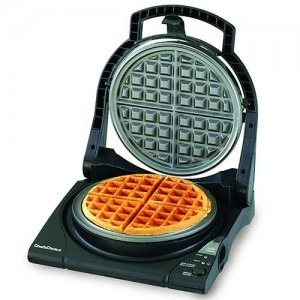 Chef's Choice Waffle Pro Classic Deluxe Belgian Waffle Maker