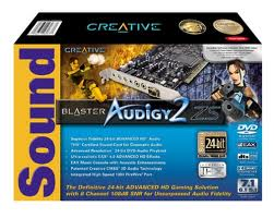 Creative Labs Sound Card