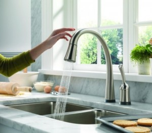 Adding A New, Modern Faucet Is A Surprisingly Effective Way To Update Your Kitchen Decor