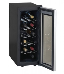 Avanti EWC1201 12-Bottle Thermoelectric Wine Cooler