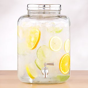 Light And Refreshing Lemon Water Can Help Beat The Heat And Is Good For You, Too