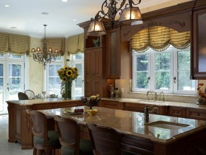These Gorgeous Roman Shades Really Add A Lot Of Personality To The Space Without Taking Away Natural Light