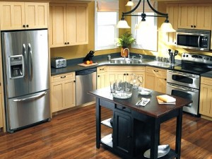 Who Doesn't Love Brushed Steel Appliances - And Lower Energy Bills!