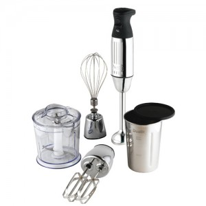 Dualit 88880 Immersion Hand Blender And Accessories Kit